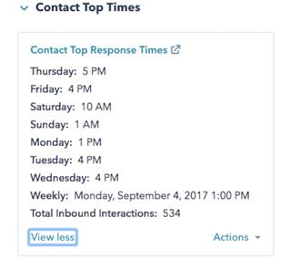 Seventh Sense Sales Emails