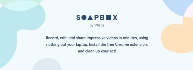 soapbox by wistia