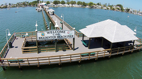 Bradenton Beach Pier