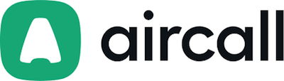aircall phone call software logo