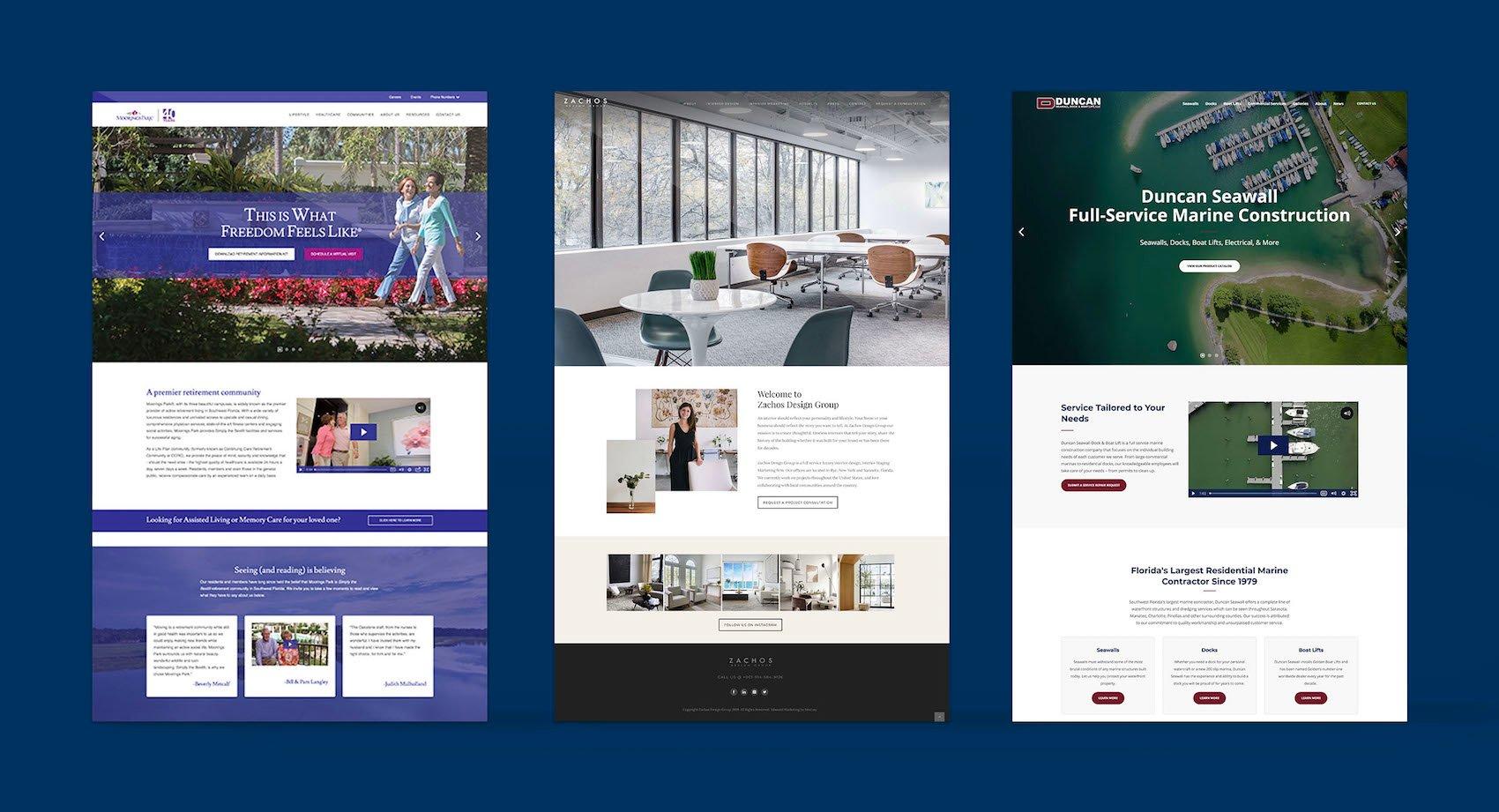 HubSpot website examples