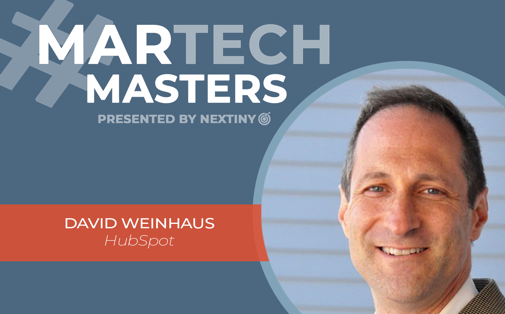 david weinhaus martech masters sales process in crisis