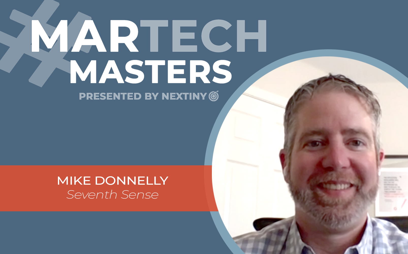 mike donnelly seventh sense martech masters